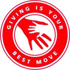 Giving is your Best Move
